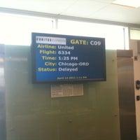 Photo taken at Gate C9 by Tim S. on 4/14/2011