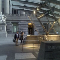 Photo taken at MTA Subway - Bowling Green (4/5) by Steven B. on 5/19/2012
