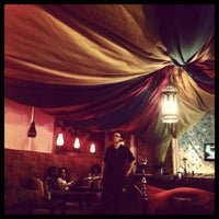 Photo taken at Anatolia Cafe & Hookah Lounge by Jessica D. on 6/1/2012