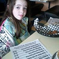 Photo taken at Big Apple Diner by Preston on 2/26/2012