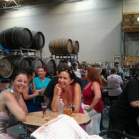 Photo taken at Iron Fist Brewing by Roberta M. on 7/22/2012