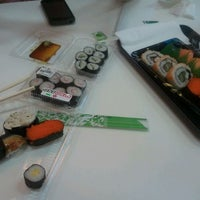 Photo taken at Sushi2Go by JaSlYn L. on 1/3/2012