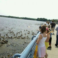 Photo taken at Linesville Spillway by Timothy D. on 6/15/2011