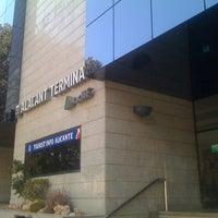 Photo taken at Estació d'Alacant Terminal by Dmitry S. on 6/23/2012