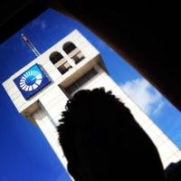 Photo taken at Banco Popular by David F. on 2/26/2012