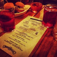 Photo taken at The Meatball Shop by Freddy R. on 8/31/2012