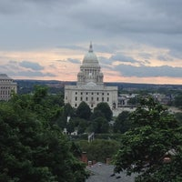 Photo taken at Prospect Terrace Park by Clancey B. on 7/29/2012