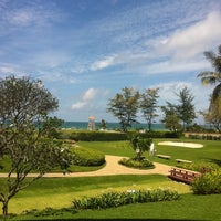 Photo taken at Hilton Phuket Arcadia Resort & Spa by ToTipzy M. on 10/13/2011