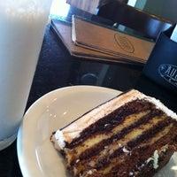 Photo taken at Auguri Café by Flávia P. on 6/30/2012