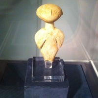 Photo taken at Museum of Cycladic Art by Thalis on 1/25/2012