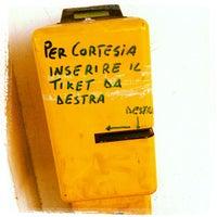Photo taken at Stazione di Ostuni by Romualdo F. on 7/7/2012