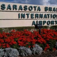 Photo taken at Sarasota-Bradenton International Airport (SRQ) by Gabrielle N. on 3/10/2012