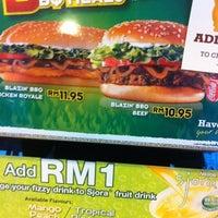 Photo taken at Burger King by Namaku I. on 7/31/2012