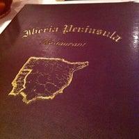 Photo taken at Iberia Tavern & Restaurant by Merrisa🏥 on 6/21/2012