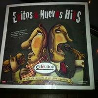 Photo taken at Ecléctico Bar & Restaurant by Davor M. on 3/10/2012