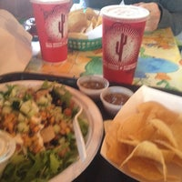 Photo taken at Baja Burrito by Lori T. on 3/2/2012