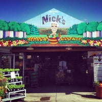 Photo taken at Nicks Garden Center & Farm Market by Marla K. on 9/6/2012