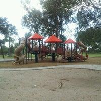Photo taken at Reid Park by leonardo b. on 8/8/2012