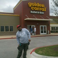 Photo taken at Golden Corral by Cavalier on 3/19/2012
