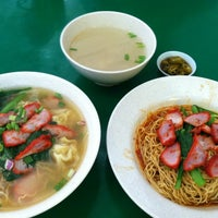 Photo taken at Kovan Hougang Market & Food Centre by Cann T. on 4/6/2012