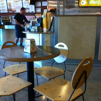 Photo taken at Which Wich? Superior Sandwiches by Tommy A. on 6/20/2012