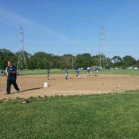 Photo taken at Four Seasons - Pinto Baseball Fields by Scott G. on 5/11/2012