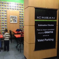 Photo taken at Ichiban by Luis J. on 3/16/2012