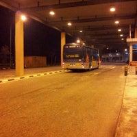 Photo taken at Sultan Abu Bakar CIQ Complex by Ax- X. on 6/5/2012