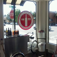 Photo taken at Pithy Little Wine Co. by Bill E. on 7/8/2012