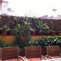 Photo taken at Central Garden Hostel One by Brenna C. on 5/9/2012