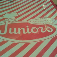 Photo taken at Juniors by Renee G. on 8/18/2012