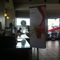 Photo taken at Starbucks by robin on 7/18/2012