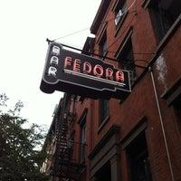 Photo taken at Fedora by Kirk L. on 7/28/2012
