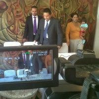 Photo taken at De Mendoza Hotel by Yacir G. on 8/16/2012