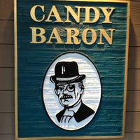 Photo taken at Candy Baron by Letty D. on 8/21/2012