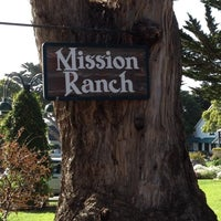 Photo taken at Mission Ranch Restaurant by Craig L. on 2/25/2012