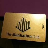 Photo taken at The Manhattan Club by Juan L. on 3/17/2012