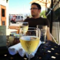 Photo taken at Enoteca Vespaio by Joel B. on 3/12/2012