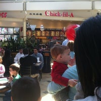 Photo taken at Chick-fil-A Exton Square by K C. on 4/5/2012