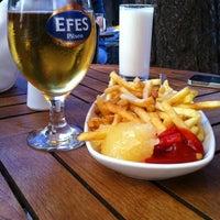 Photo taken at Jumbo Burger by Erdal O. on 6/16/2012