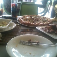 Photo taken at Debonairs Pizza by Ehab A. on 5/3/2012