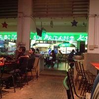 Photo taken at Nasi Kandar Padang Kota by Peter W. on 6/18/2012