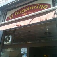 Photo taken at Il Tegamino by Katja B. on 10/1/2011