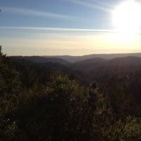 Photo taken at Santa Cruz Mountains by Ariel L. on 1/8/2012