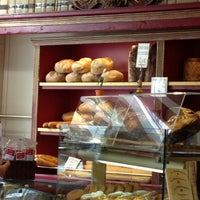 Photo taken at La Boulangerie by Jamie K. on 7/30/2012