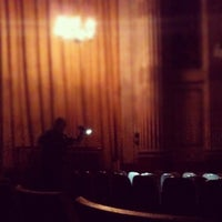 Photo taken at Jackson Heights Cinema by Trey T. on 7/21/2012