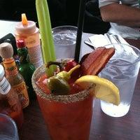 Photo taken at Genies Cafe by John N. on 1/29/2011