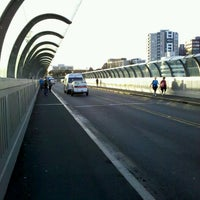 Photo taken at Grafton Bridge by grcanosa on 9/16/2011