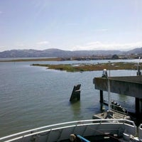 Photo taken at Golden Gate Larkspur Ferry Terminal by Constance S. on 10/15/2011