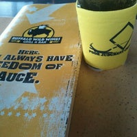 Photo taken at Buffalo Wild Wings by Shawn T. on 4/1/2012